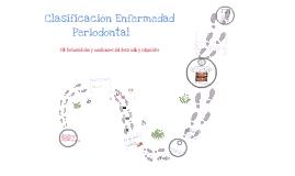 Clasificacion Enfermedad Periodontal