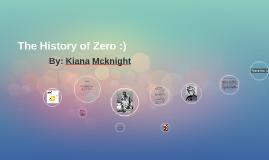 The History of Zero :)
