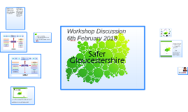 Develop the Gloucestershire  Community Safety Partnership