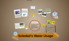 Soledad's Water Usage