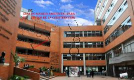 GUIA DE MANEJO AMBIENTAL PARA EL SECTOR DE LA CONSTRUCCION