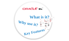 Oracle Mix