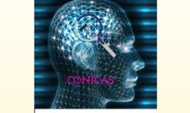 CÓNICAS Y PARÁBOLA