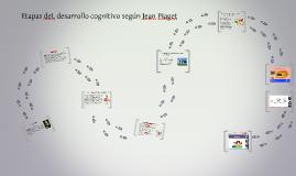 Copy of Etapas de desarrollo según Jean Piaget