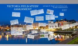 VICTORIA FIELD STUDY ASSIGNMENT