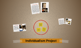 Individualism Project
