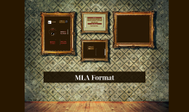 MLA Rules for Writers