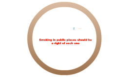 persuasive speech smoking in public places by shirley morales on prezi copy of smoking in public places