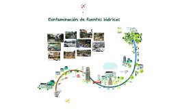 Contaminación de fuentes hídricas