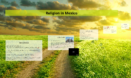 Religion in Mexico