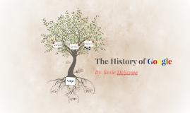The History of Google: Google World