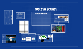 CTY Tools in Science