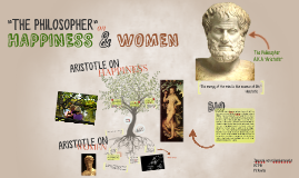 """THE PHILOSOPHER"" on Happiness & Women"