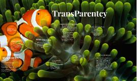 Transparentcy