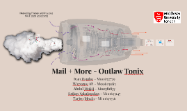 Mail + More - Outlaw Tonix