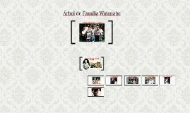 Watanabe Family Tree