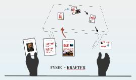 FYSIK  - Krafter