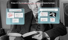 Tema 1.4. La revolución keynesiana y el monetarismo