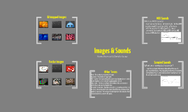 Images and Sounds