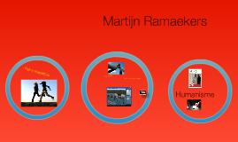 Voorstellen Martijn Ramaekers