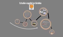 Estudiar español en Córdoba