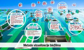 Metode vizualizacije biofilma