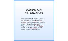 CAMINATAS