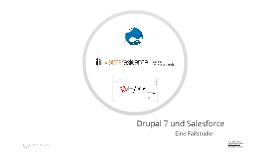 Drupal 7 und Salesforce