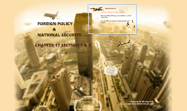 Foreign Policy & National Security