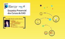 Encontro Presencial dos Cursos de EAD