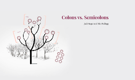 Colons vs. Semicolons