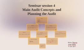 Seminar auditing session 4