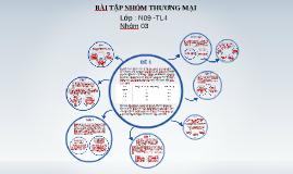 Copy of BÀI TẬP NHÓM THƯƠNG MẠI