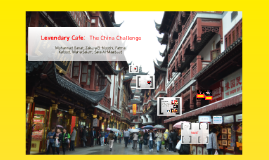 levendary cafe: the china callenge essay Levendary cafe case study commerce essay levendary cafe is a well-known, publically traded, trade name in the us and presently spread outing into china they began as a little soup, salad, and sandwich eating house that grew into a $ 10 billion concern.