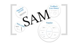 Student Alumni Meet (SAM) Proposal