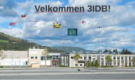 Velkommen til 3IDB!