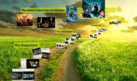 Copy of The Hero's Journey Archetype