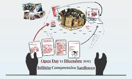 Open Day 12 Dicembre 2015