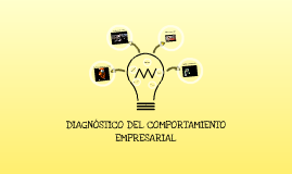 Diagnótico Del Comportamiento Empresarial