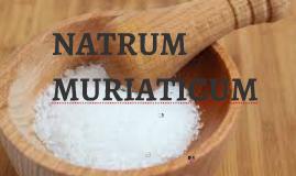 Copy of NATRUM MURIATICUM