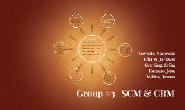 SCM & CRM
