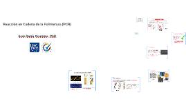 Tecnología de la Reacción en Cadena de la Polimerasa (PCR).