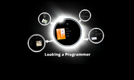 Looking a Programmer