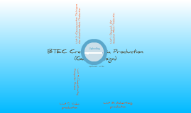 BTEC Creative Media Production