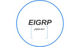 EIGRP - Redes 2
