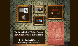 Esther in the Early Modern Iberia and the Sephardic Diaspora