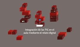 El relato digital en la clase de inglés