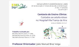 Hospital Vila Franca de Xira - 1ª OT