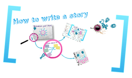 how write a story