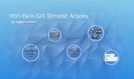 Paris 1995 Terror